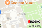 Схема проезда до компании Валенсия керамика в Москве