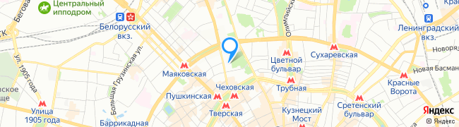 район Тверской