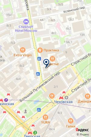 ХРАМ РОЖДЕСТВА ПРЕСВЯТОЙ БОГОРОДИЦЫ В ПУТИНКАХ (ПАТРИАРШЕЕ ПОДВОРЬЕ) на карте Дмитрова