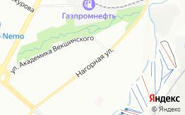 Москва, Нагорная улица, 14к1