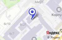 Схема проезда до компании ДОК ЛЕС ЭКСПОРТ в Москве