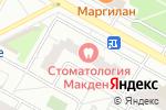 Схема проезда до компании Адвокат Ткаченко К.А. в Москве