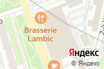 Схема проезда до компании Ahrend Royal в Москве
