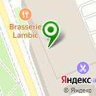 Местоположение компании Строймода