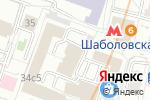 Схема проезда до компании Консалтинговое бюро Правовое время в Москве
