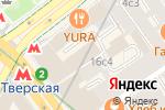 Схема проезда до компании H & M Home в Москве
