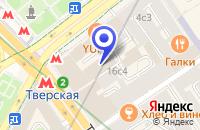 Схема проезда до компании САЛОН МЕБЕЛИ DRIFTMEIER в Москве