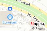 Схема проезда до компании АвтоКомис-С в Москве