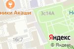 Схема проезда до компании BLM Ekzekyushen в Москве