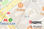 Схема проезда до компании Ламилюкс в Москве