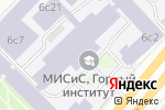 Схема проезда до компании Б.П. Иммигрейшн Сервис в Москве