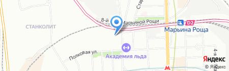 Playboy на карте Москвы