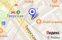 Схема проезда до компании МУЗЕЙ ПРЕОДОЛЕНИЕ в Москве