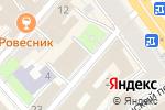 Схема проезда до компании APEX CAPITAL PARTNERS в Москве