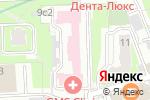 Схема проезда до компании Patient management в Москве