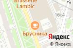 Схема проезда до компании Международный Союз Молодежи в Москве