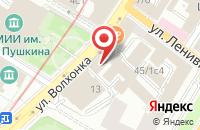 Схема проезда до компании Глобусагро в Москве