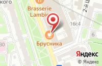 Схема проезда до компании Стиль-Пресс в Москве