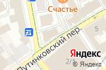 Схема проезда до компании Поколение в Москве