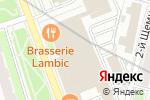 Схема проезда до компании Программные комплексы реального времени в Москве