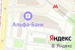 Схема проезда до компании Барабанная школа Александра Климовича в Москве