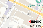 Схема проезда до компании Знаменка в Москве
