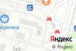 Схема проезда до компании Нотариус Матейчук Е.И. в Москве