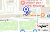 Схема проезда до компании ПКФ ПАЛЛАДИУМ САРЕНТО в Москве