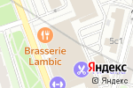 Схема проезда до компании Лабрадор в Москве