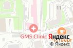 Схема проезда до компании By hair в Москве