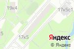 Схема проезда до компании ОПОП Юго-Западного административного округа в Москве