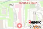 Схема проезда до компании Leader team в Москве