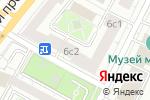 Схема проезда до компании Звенислав в Москве
