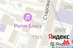 Схема проезда до компании Nico`s pizza в Москве