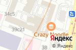 Схема проезда до компании Шаболовка в Москве