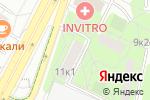 Схема проезда до компании ВПК в Москве