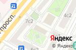 Схема проезда до компании Центр управления имуществом агропромышленного комплекса Российской Федерации в Москве