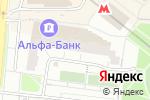 Схема проезда до компании Бендер Бар в Москве