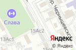 Схема проезда до компании У Славы в Москве