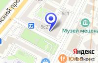 Схема проезда до компании СТУДИЯ ОРТ-МЕБЕЛЬ в Москве