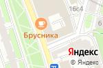 Схема проезда до компании Flocktory в Москве