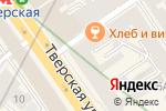 Схема проезда до компании Тексталия в Москве