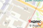 Схема проезда до компании Надмитов в Москве