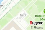 Схема проезда до компании Арт-студия Петра Кончаловского в Москве
