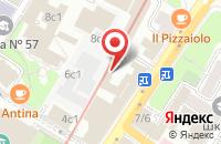 Схема проезда до компании Дм-Мануфактура в Москве