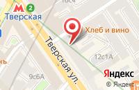 Схема проезда до компании Друзья Филателии в Москве