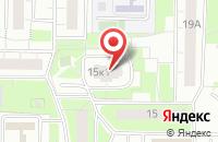 Схема проезда до компании Центр Профи в Москве