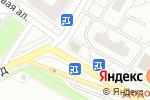 Схема проезда до компании Пармижано в Москве