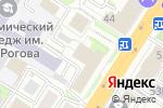 Схема проезда до компании Союз женщин России в Туле