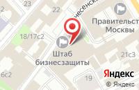 Схема проезда до компании Издательские Услуги в Москве